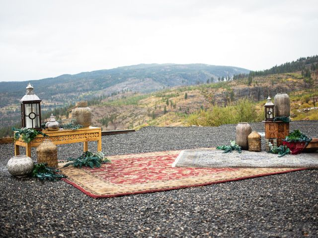 Rich and Kate's wedding in Penticton, British Columbia 7