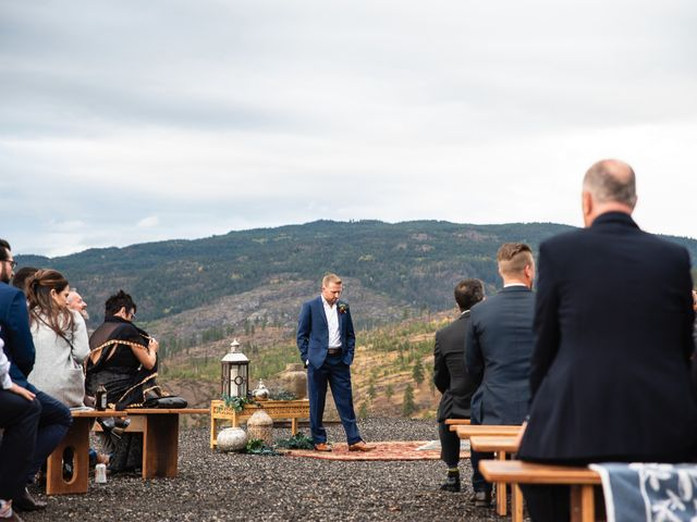 Rich and Kate's wedding in Penticton, British Columbia 9