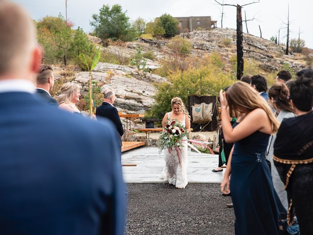 Rich and Kate's wedding in Penticton, British Columbia 12