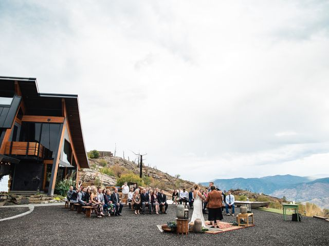 Rich and Kate's wedding in Penticton, British Columbia 14