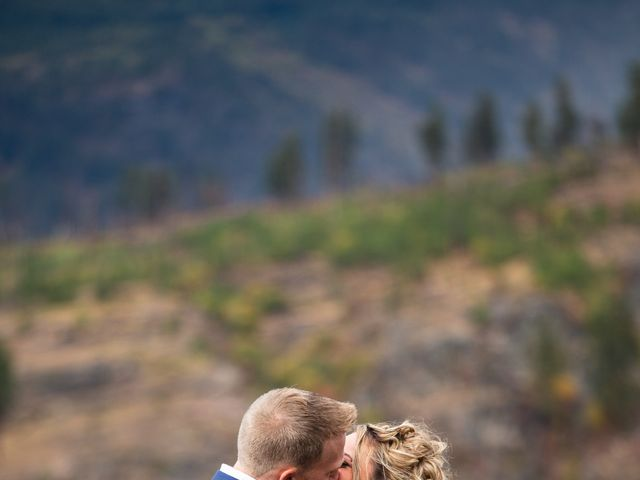 Rich and Kate's wedding in Penticton, British Columbia 17