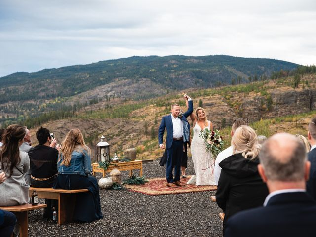 Rich and Kate's wedding in Penticton, British Columbia 21