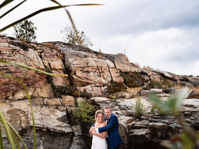 Rich and Kate's wedding in Penticton, British Columbia 26