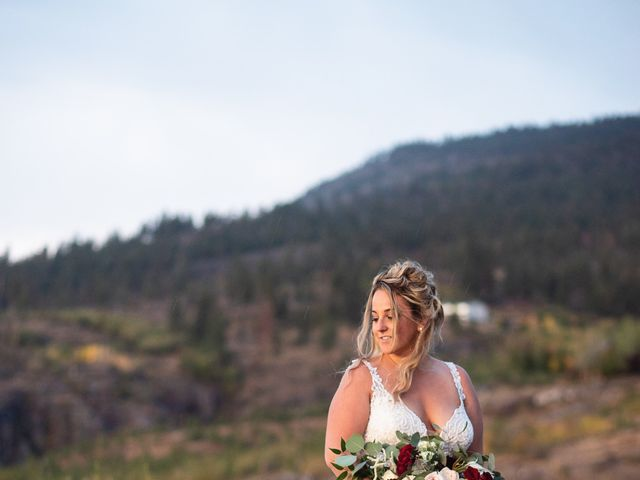Rich and Kate's wedding in Penticton, British Columbia 38