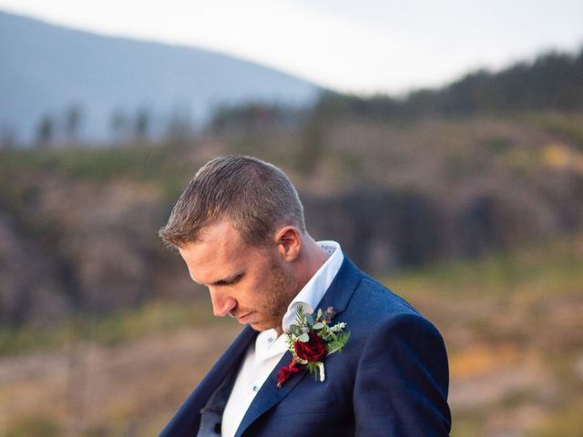 Rich and Kate's wedding in Penticton, British Columbia 41