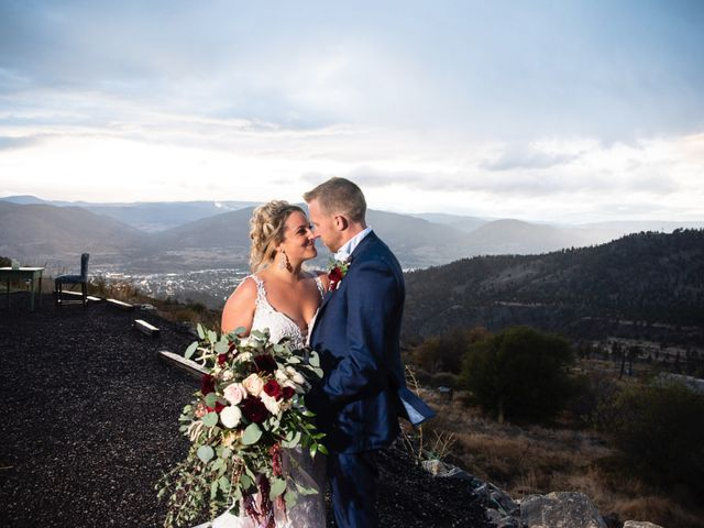 Rich and Kate's wedding in Penticton, British Columbia 44