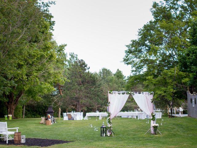 Michelle and Chad's wedding in Truro, Nova Scotia 8