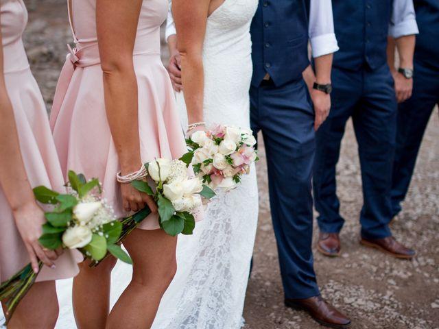 Michelle and Chad's wedding in Truro, Nova Scotia 1