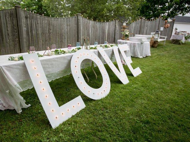 Michelle and Chad's wedding in Truro, Nova Scotia 16
