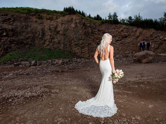 Michelle and Chad's wedding in Truro, Nova Scotia 18