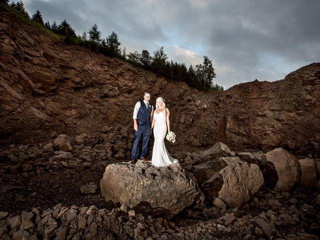 Michelle and Chad's wedding in Truro, Nova Scotia 19
