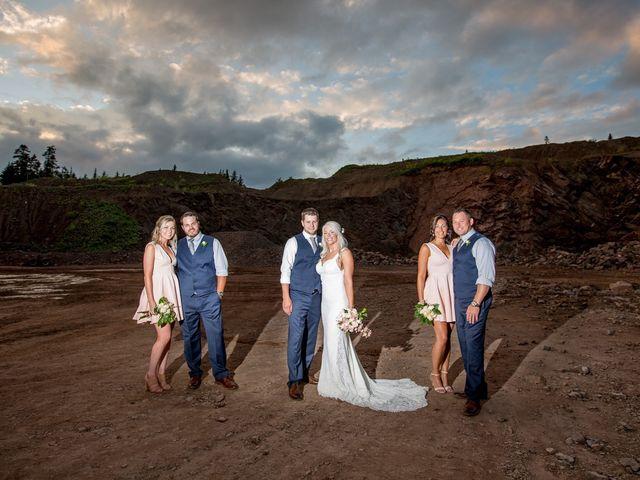 Michelle and Chad's wedding in Truro, Nova Scotia 21