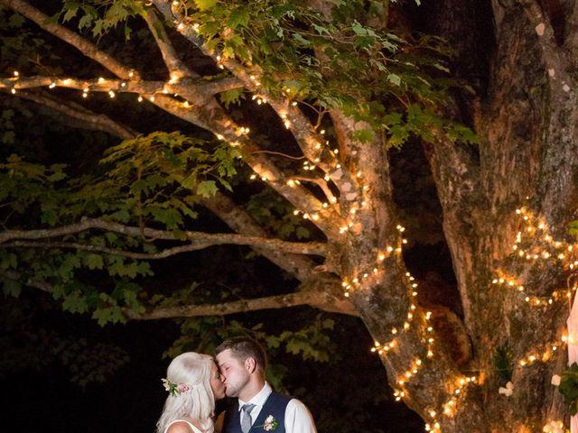 Michelle and Chad's wedding in Truro, Nova Scotia 2