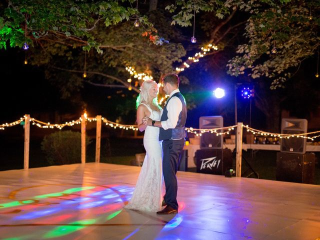 Michelle and Chad's wedding in Truro, Nova Scotia 23