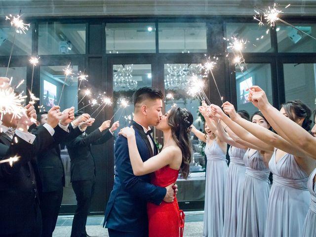 The wedding of Naomi and Jackson