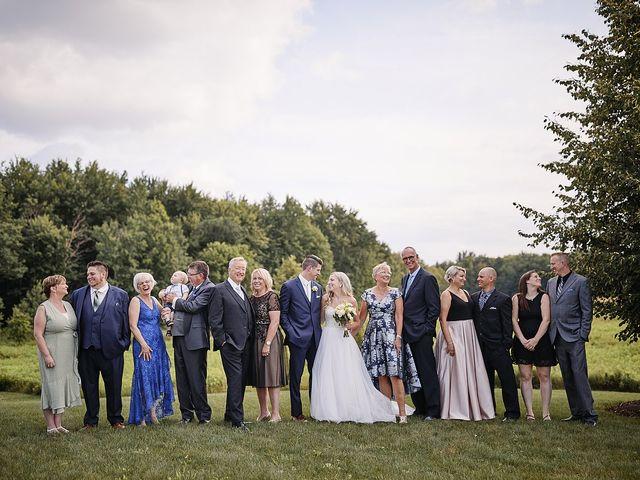 Chris and Laura's wedding in Cambridge, Ontario 14