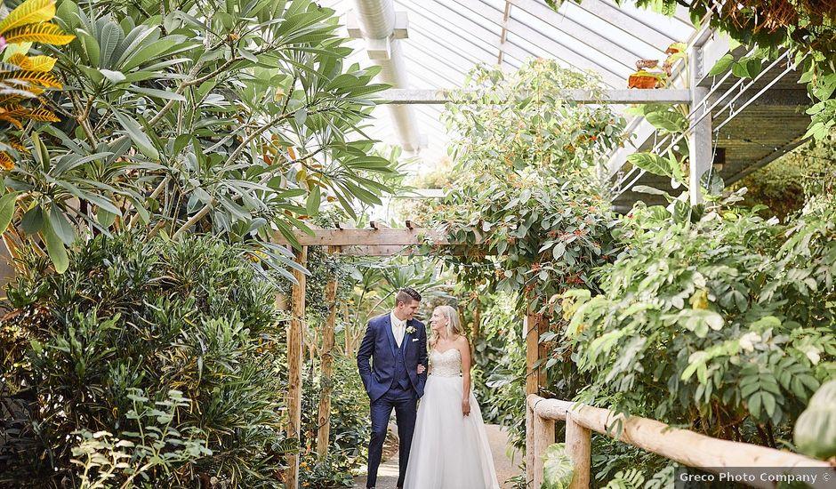 Chris and Laura's wedding in Cambridge, Ontario