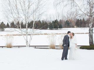The wedding of Jennalyn and Ian