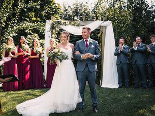 The wedding of Lauren and Evan 2
