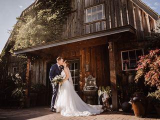 The wedding of Lauren and Evan 3