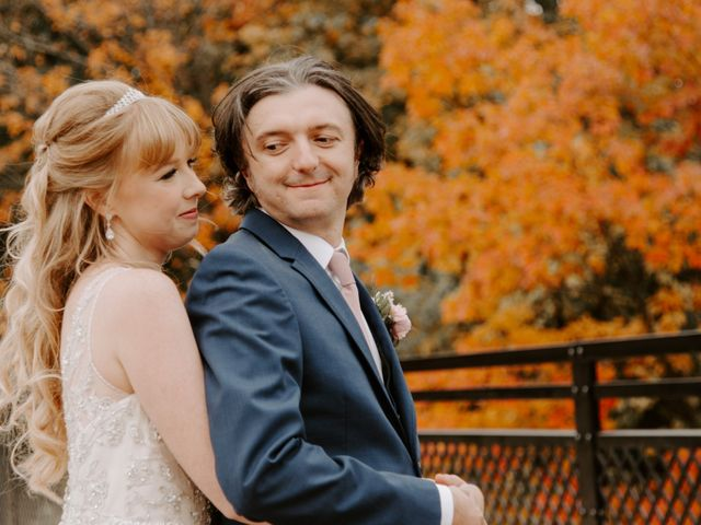 The wedding of Sarah and Andrew