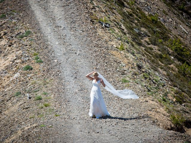 Cory and Michelle's wedding in Golden, British Columbia 13
