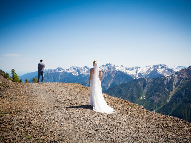Cory and Michelle's wedding in Golden, British Columbia 16