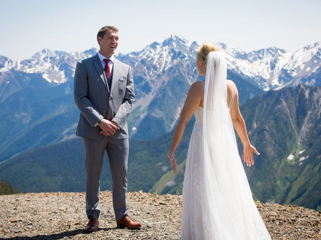 Cory and Michelle's wedding in Golden, British Columbia 17
