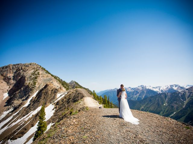 Cory and Michelle's wedding in Golden, British Columbia 19