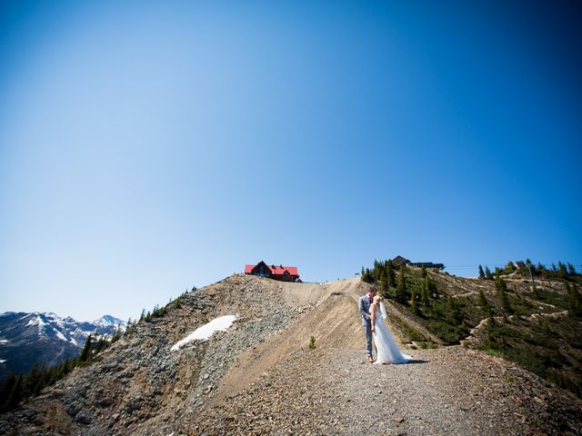 Cory and Michelle's wedding in Golden, British Columbia 20
