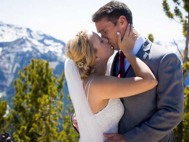 Cory and Michelle's wedding in Golden, British Columbia 22