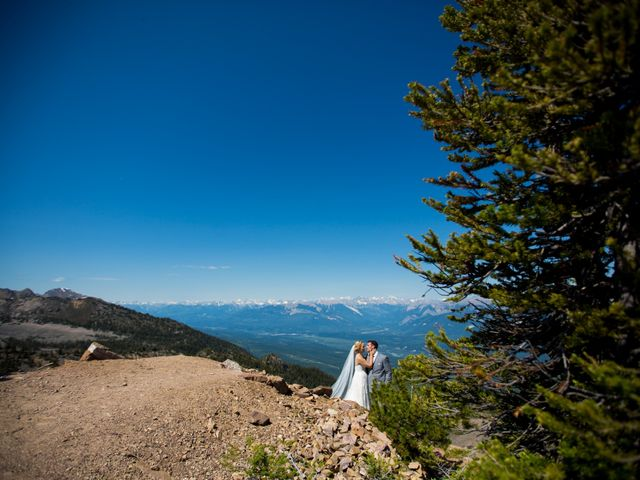 Cory and Michelle's wedding in Golden, British Columbia 27