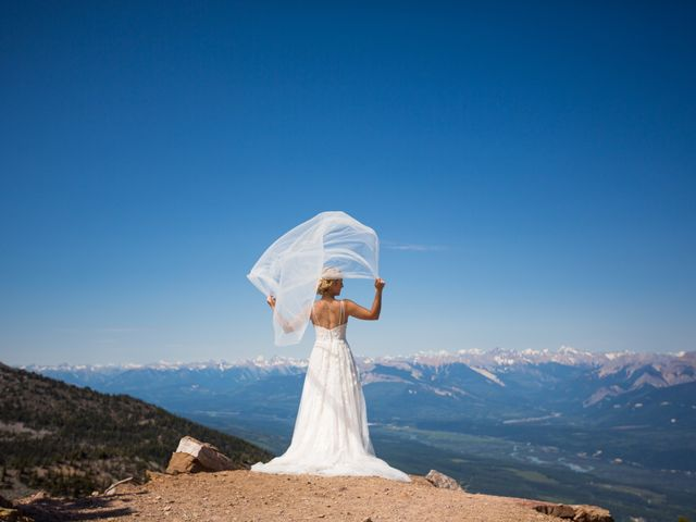Cory and Michelle's wedding in Golden, British Columbia 31