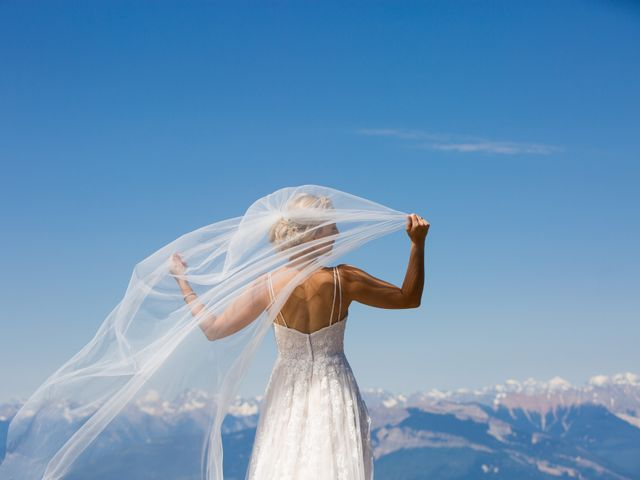 Cory and Michelle's wedding in Golden, British Columbia 32