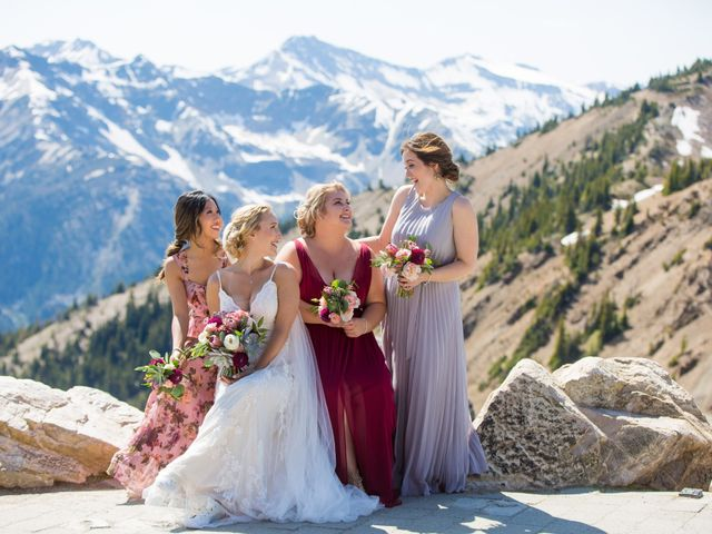 Cory and Michelle's wedding in Golden, British Columbia 42