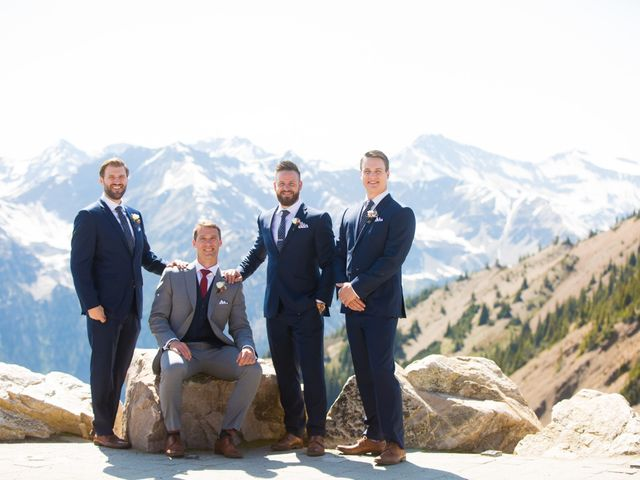 Cory and Michelle's wedding in Golden, British Columbia 46