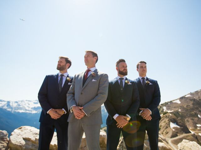 Cory and Michelle's wedding in Golden, British Columbia 48