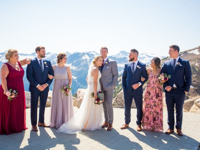 Cory and Michelle's wedding in Golden, British Columbia 50