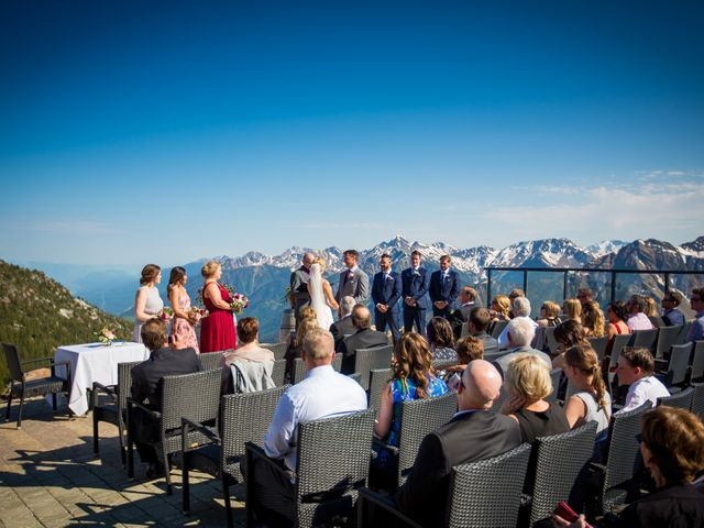 Cory and Michelle's wedding in Golden, British Columbia 57