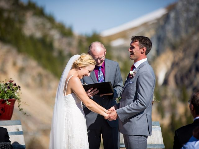 Cory and Michelle's wedding in Golden, British Columbia 58