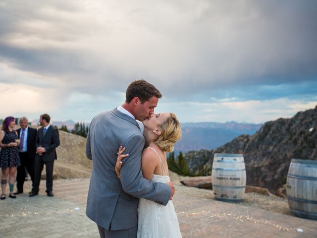 Cory and Michelle's wedding in Golden, British Columbia 81