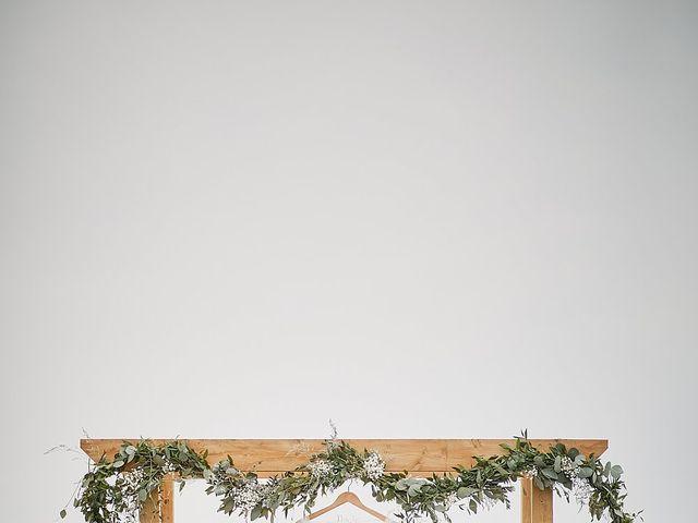 Meriah and Jacob's wedding in Bradford, Ontario 3