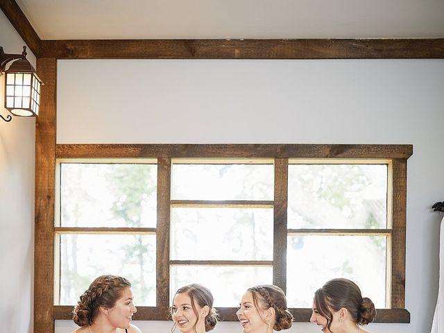 Meriah and Jacob's wedding in Bradford, Ontario 5