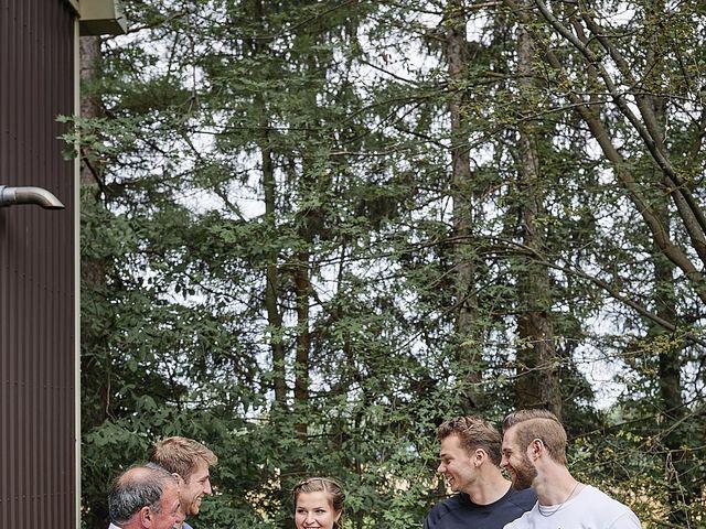 Meriah and Jacob's wedding in Bradford, Ontario 6