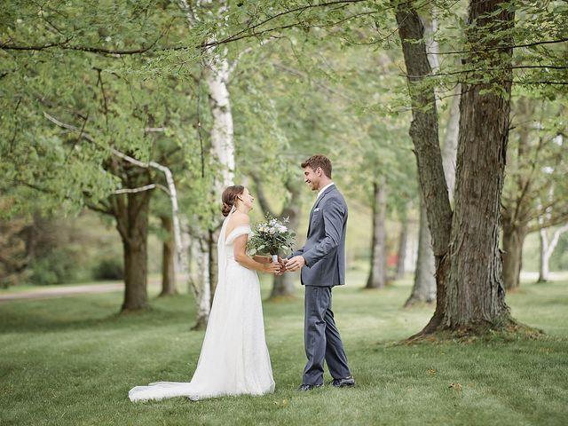 Meriah and Jacob's wedding in Bradford, Ontario 14