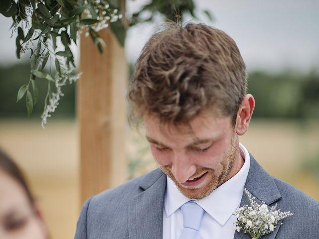Meriah and Jacob's wedding in Bradford, Ontario 24