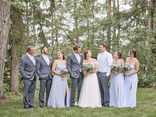 Meriah and Jacob's wedding in Bradford, Ontario 33