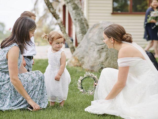 Meriah and Jacob's wedding in Bradford, Ontario 35
