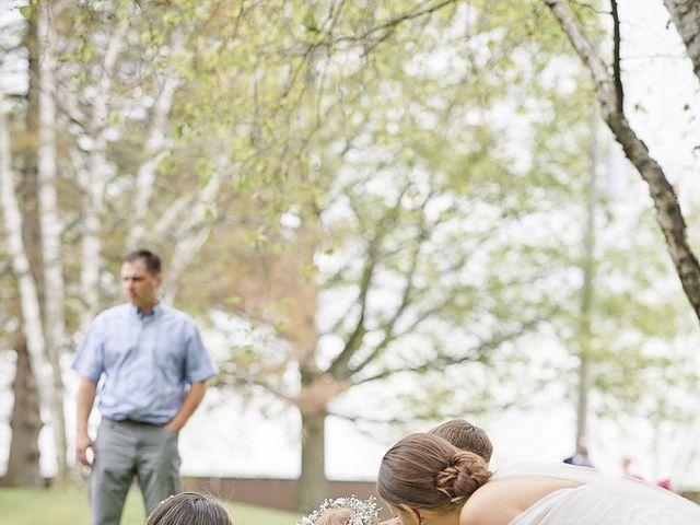 Meriah and Jacob's wedding in Bradford, Ontario 36