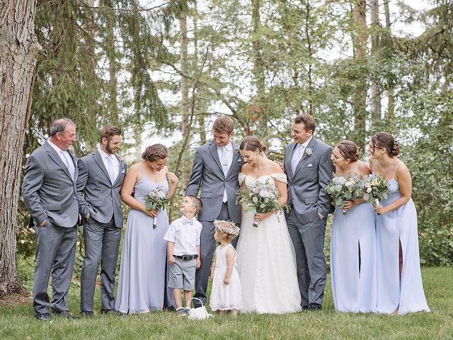 Meriah and Jacob's wedding in Bradford, Ontario 37